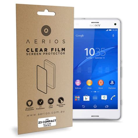 Glass M Screen Protector Xperia Z sony xperia z3 compact accessories gadgets 4 geeks sydney