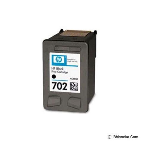 Hp 702 Black Tinta Printer jual hp black ink cartridge 702 cc660aa murah bhinneka
