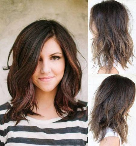 long hairstyles with bangs and frosted front 20 best hairstyles for long faces shoulder length bangs