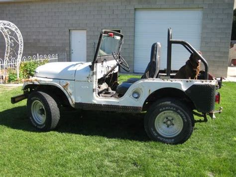 1963 Willys Jeep Sell Used 1963 Jeep Cj5 Willys M38 A1 In South