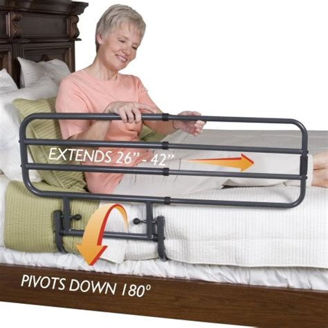 bed railings for adults safety bed rails mobility aids for elderly that attach