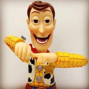 Woody Doll Meme - dont pull woodys finger courtesy of santlov geeky stuff pinterest woody and funny pictures