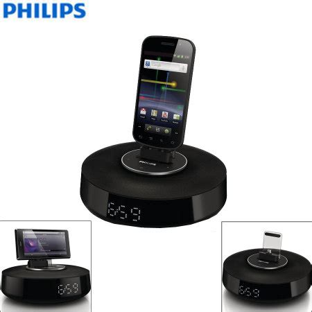 android speaker philips as111 05 android speaker dock mobilezap australia
