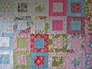 framed most popular moda layer cake quilt tutorial