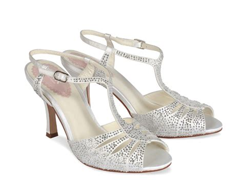 Bridal Shoe Brands by Brand New Wedding Shoes Collection 2014 From Paradox Pink