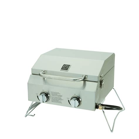table top grill lowes shop master forge 16 000 btu 184 sq in portable gas grill