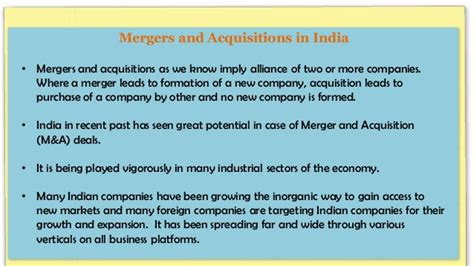 mergers and acquisitions dissertation topics mergers and acquisitions thesis topics