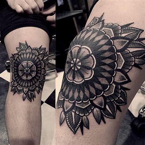 mandala tattoo knee 832 best images about tattoo on pinterest black tattoos