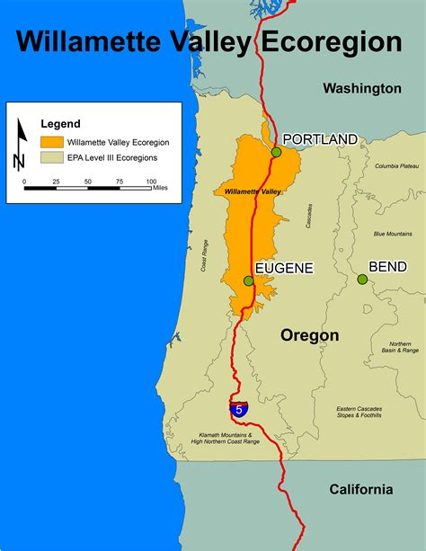 Willamette Search Opinions On Willamette Valley Ecoregion