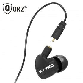 Qkz Sport Earphones With Mic Qkz W6 Pro qkz earphone olahraga dengan mic qkz w1 pro black jakartanotebook