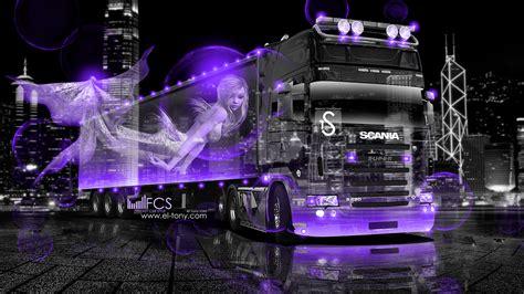 Scania R620 Fantasy Nixie City 2013   el Tony