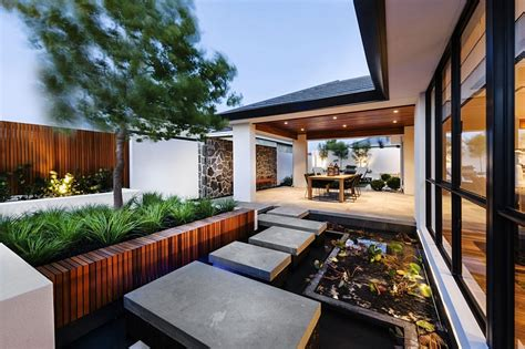 japanese inspired homes japanese inspired perth residence offers serenity draped