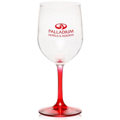custom 8564 libbey 174 8 5 oz spectra personalized wine