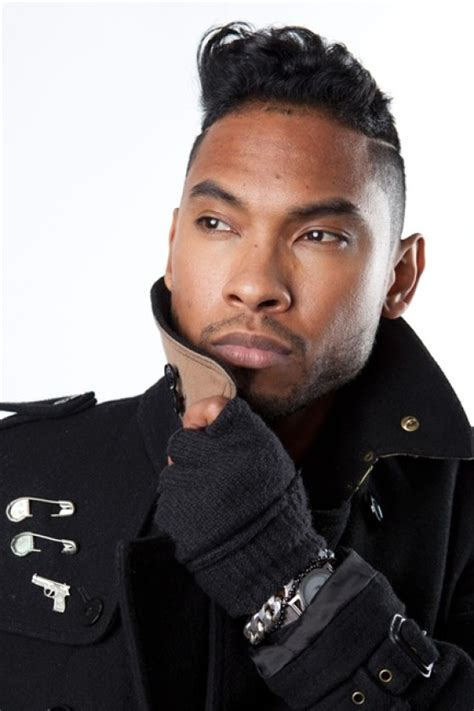 what miguel does to his hair adorned by the grammys r b singer miguel has breakthrough
