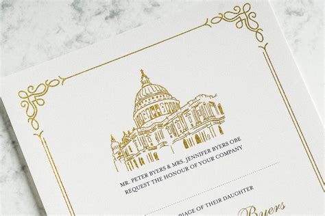 ethnic wedding invitations uk wedding invitation wording how to get it right foil invite company