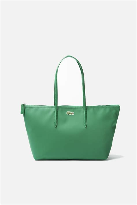Lacoste Shopping Bag lacoste large shopping bag green stpatricksday wish