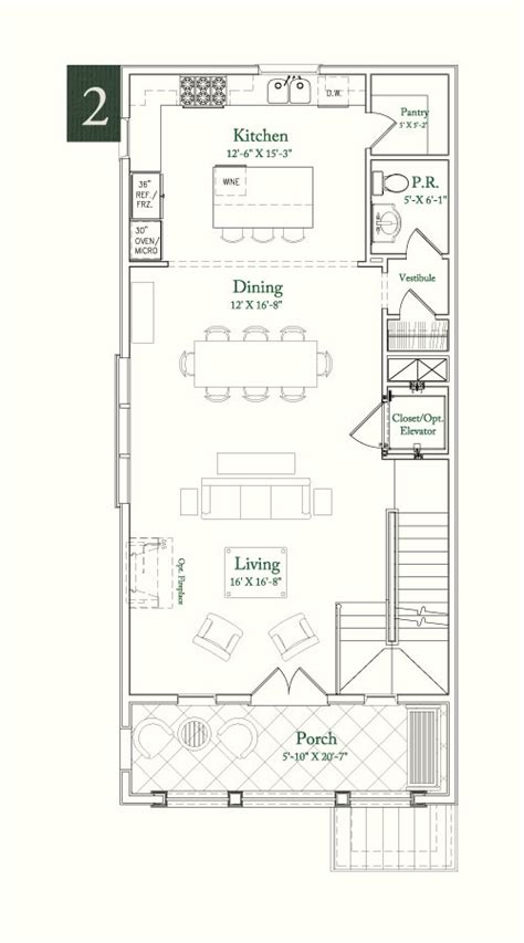 somerset green floor plan