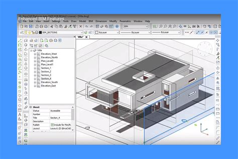 home design 3d linux bricscad v16 is now available and enhances architectural bim design 3d modeling and usability