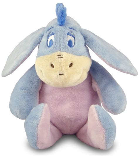 stuffed animal eeyore 9 quot plush stuffed animal by disney baby 79146 thesouthernstore
