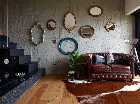 eclectic house design eclectic house for two collectors of toys taipei city