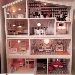 homemade doll house best 25 homemade dollhouse ideas on pinterest diy dollhouse homemade barbie house