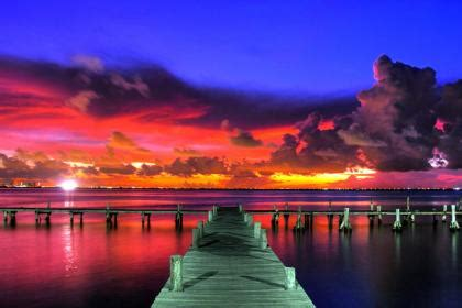A Beautiful View On Bridge Picture   Images, Photos, Pictures