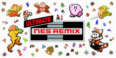 3ds Ultimate ultimate nes remix nintendo 3ds nintendo