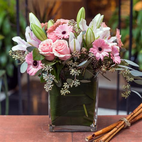 time out the boston flower think pink in boston ma louis barry florist