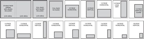 picture book sizes naylor support ad specifications