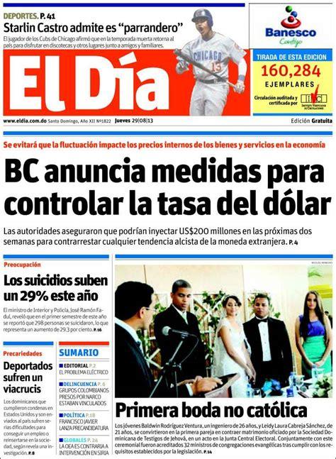 Da Del Sur Noticias | periodico el dia related keywords periodico el dia long