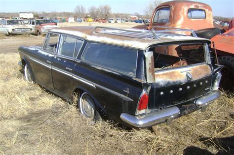 1960 rambler station wagon for sale autos post