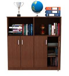Housefull Calino Bedroom Set Oak George Book Shelf In Oak By Housefull By Housefull Online