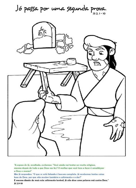 coloring pages for job in the bible 1000 images about job on pinterest kids coloring pages