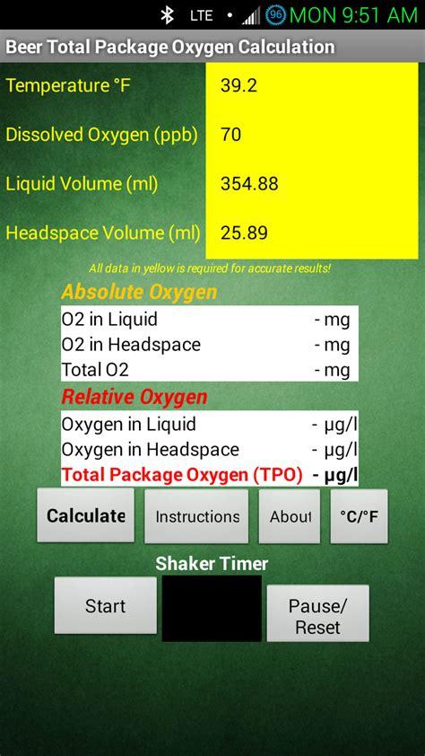 calculator jr pass amazon com tpo calculator total package oxygen