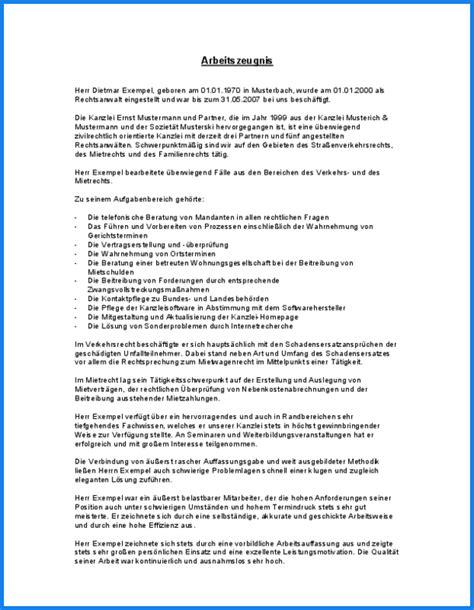 Muster Qualifiziertes Arbeitszeugnis 5 Qualifiziertes Arbeitszeugnis Muster Kostenlos