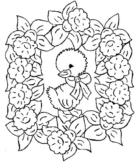easter coloring pages for pre k easter coloring pages coloringpages1001