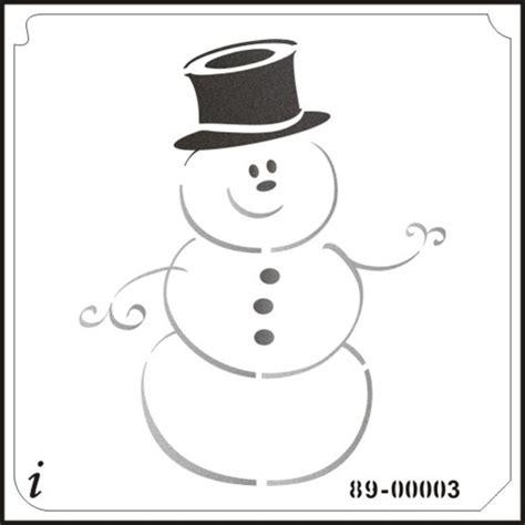 printable snowman stencils cute snowman stencil stencils and silhouettes