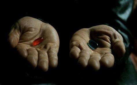 Blue Pill Red Pill Meme - welcome to memespp com