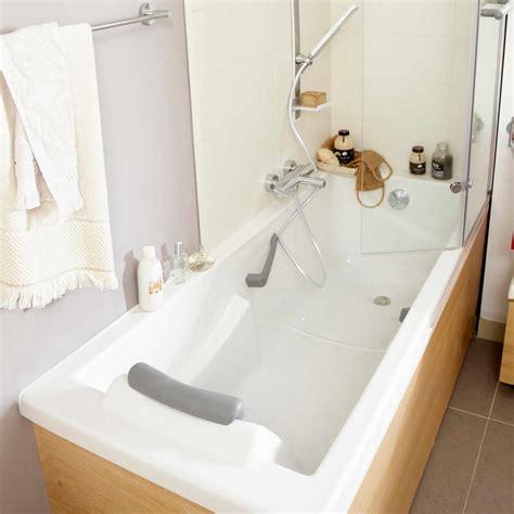 baignoire ergonomique comment choisir sa baignoire leroy merlin