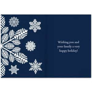 business e cards navy blue season s greetings business card