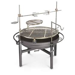 Pit And Grill Cowboy Pit Rotisserie Grill 282386 Stoves At