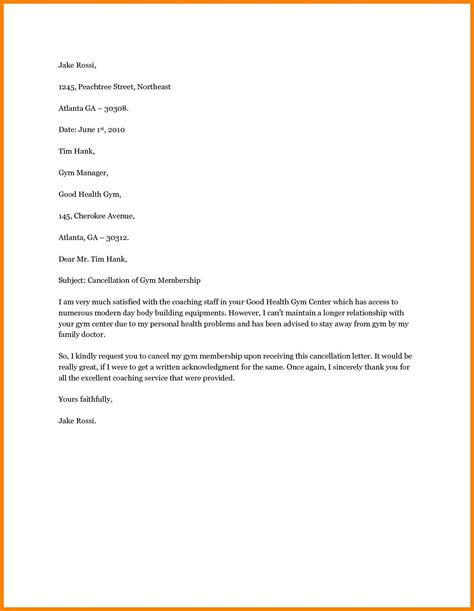 budget insurance cancellation letter 10 cancel membership letter dialysis