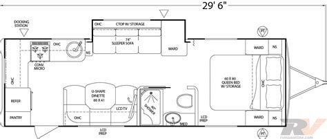 motor home floor plans motorhome floor plans with twin beds home interior plans ideas the features of motorhome