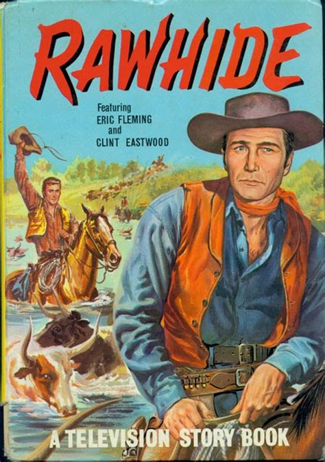 s adventures books the clint eastwood archive rawhide 1959 1965 em up