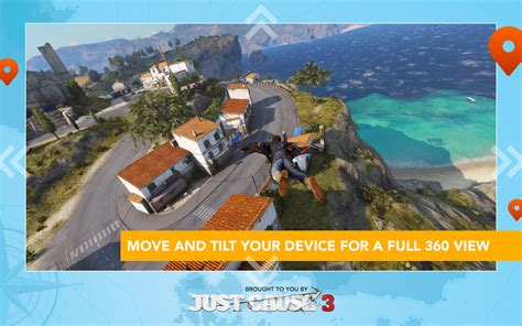 With Just Cause fly around the skies in reality with just cause 3