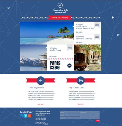 free landing page templates best of free web landing page templates designfreebies