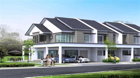 home design story youtube home design in malaysia double story youtube