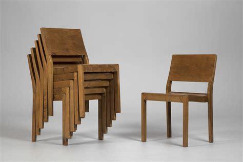 jacksons stackable model  chairs alvar aalto
