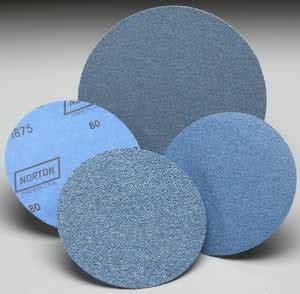 Norton 23576 Bluemag Sandpaper 8 Quot 80 Grit Psa Stickit