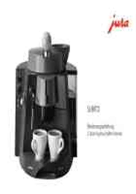 Wieviel Kaffeepulver Für 10 Tassen by Jura Subitokaffeemaschine Pdf Anleitung F 195 188 R